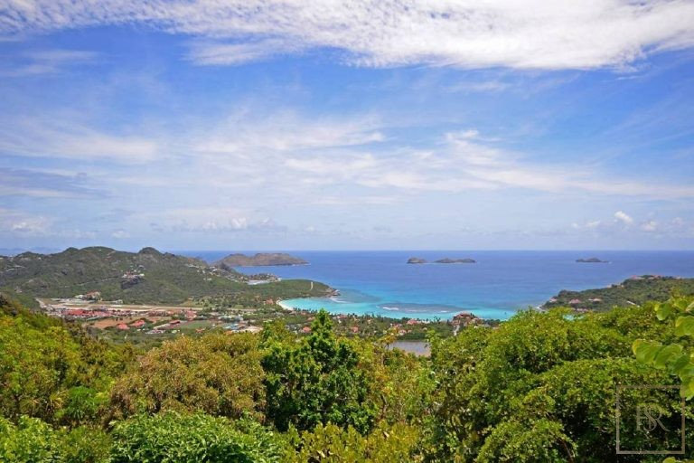 Villa L' Adrech - Lurin, St Barth / St Barts properties for sale For Super Rich