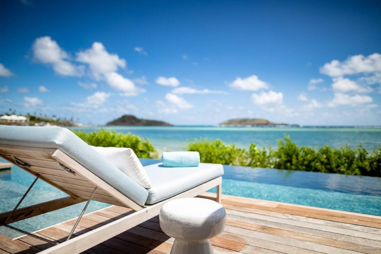 Villa Aqua 6 BR - Grand Cul de Sac, St Barth / St Barts deal rental For Super Rich