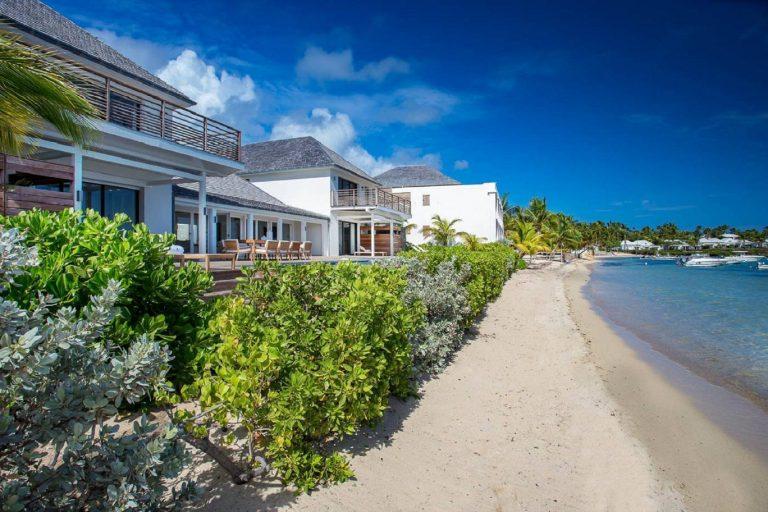 Villa Aqua 6 BR - Grand Cul de Sac, St Barth / St Barts Aqua rental For Super Rich