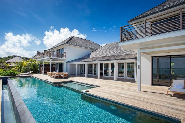 Most expensive properties St Barth - Grand Cul de Sac St Barth St. Barthélemy for rent holiday