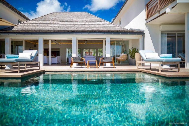 Villa Aqua 6 BR - Grand Cul de Sac, St Barth / St Barts luxury rental For Super Rich