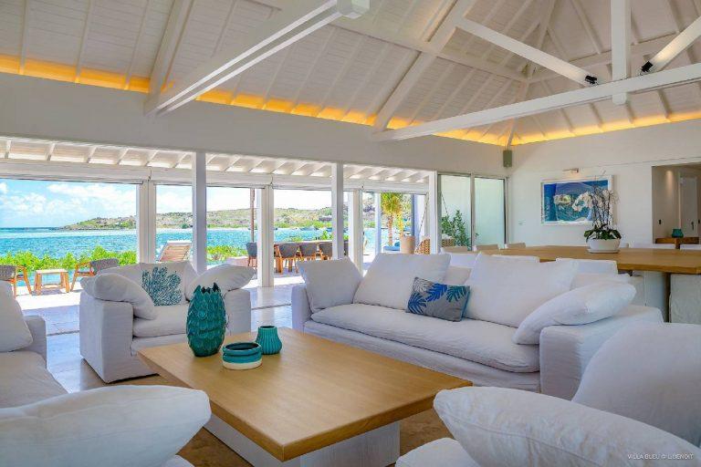 Villa Aqua 6 BR - Grand Cul de Sac, St Barth / St Barts expensive rental For Super Rich