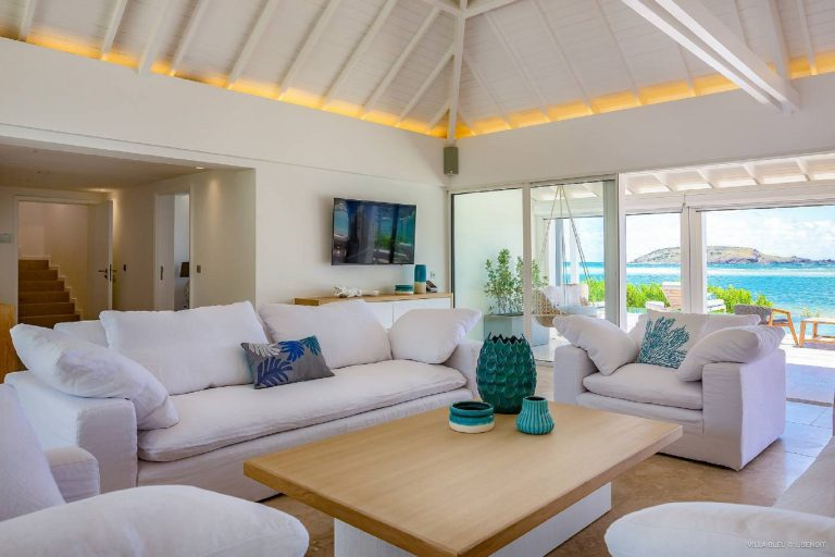 For super rich luxury real estate St Barth - Grand Cul de Sac St Barth St. Barthélemy for rent holiday