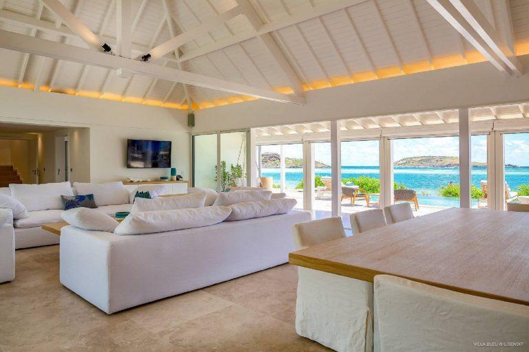 Villa Aqua 6 BR - Grand Cul de Sac, St Barth / St Barts prix rental For Super Rich