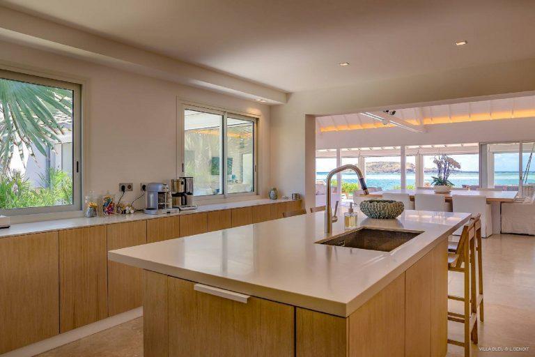 Villa Aqua 6 BR - Grand Cul de Sac, St Barth / St Barts ads rental For Super Rich