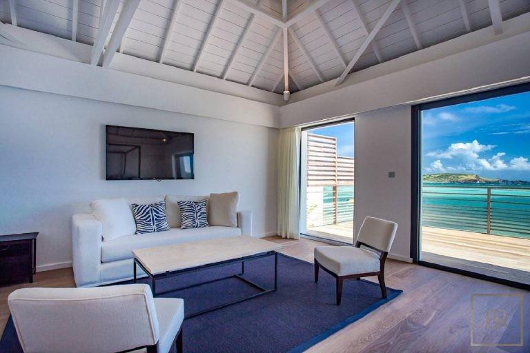 Villa Aqua 6 BR - Grand Cul de Sac, St Barth / St Barts travel rental For Super Rich
