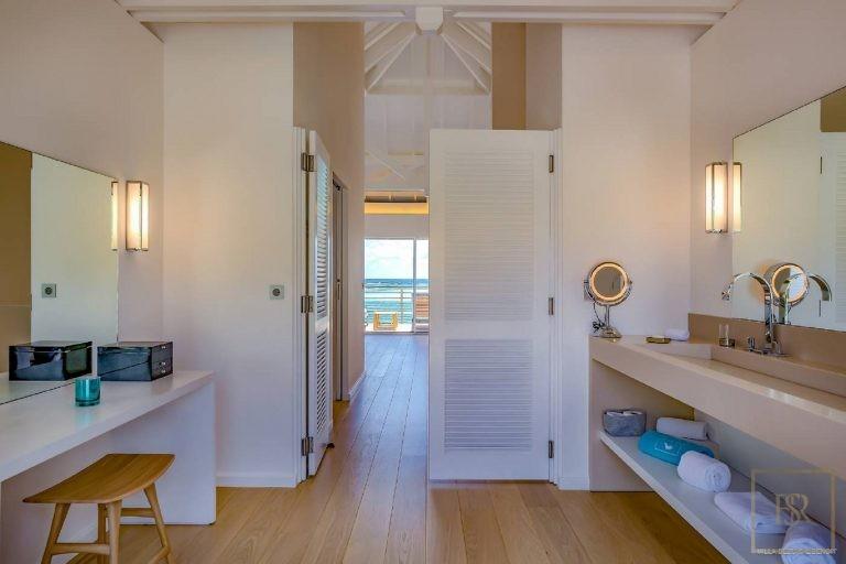 Villa Aqua 6 BR - Grand Cul de Sac, St Barth / St Barts unique rental For Super Rich