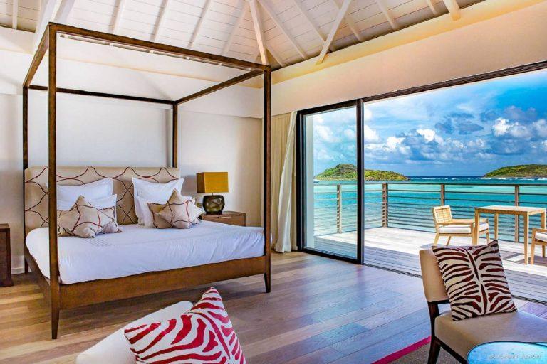 Villa Aqua 6 BR - Grand Cul de Sac, St Barth / St Barts available rental For Super Rich