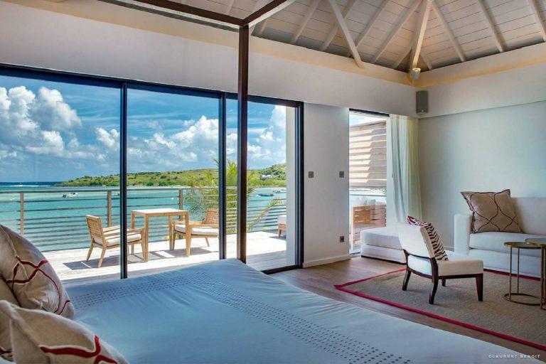 Villa Aqua 6 BR - Grand Cul de Sac, St Barth / St Barts vacation rental For Super Rich