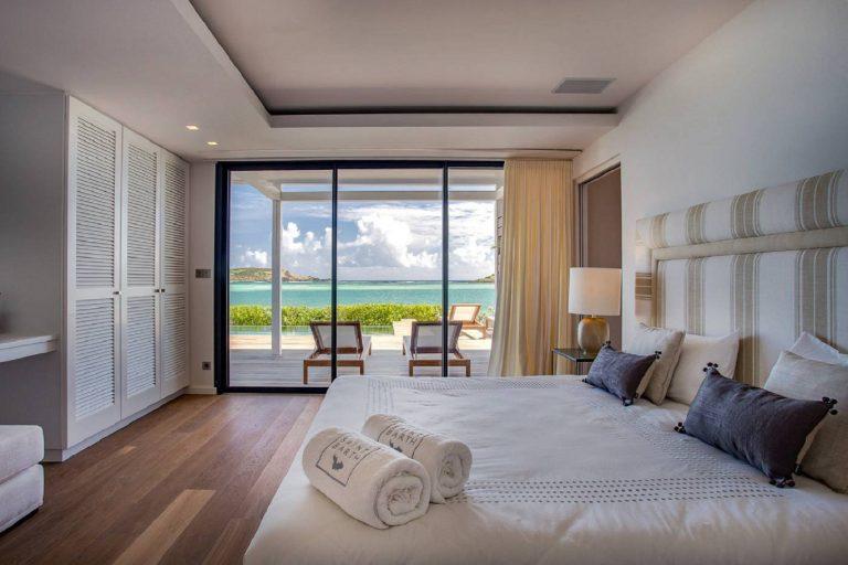 Villa Aqua 6 BR - Grand Cul de Sac, St Barth / St Barts best rental For Super Rich