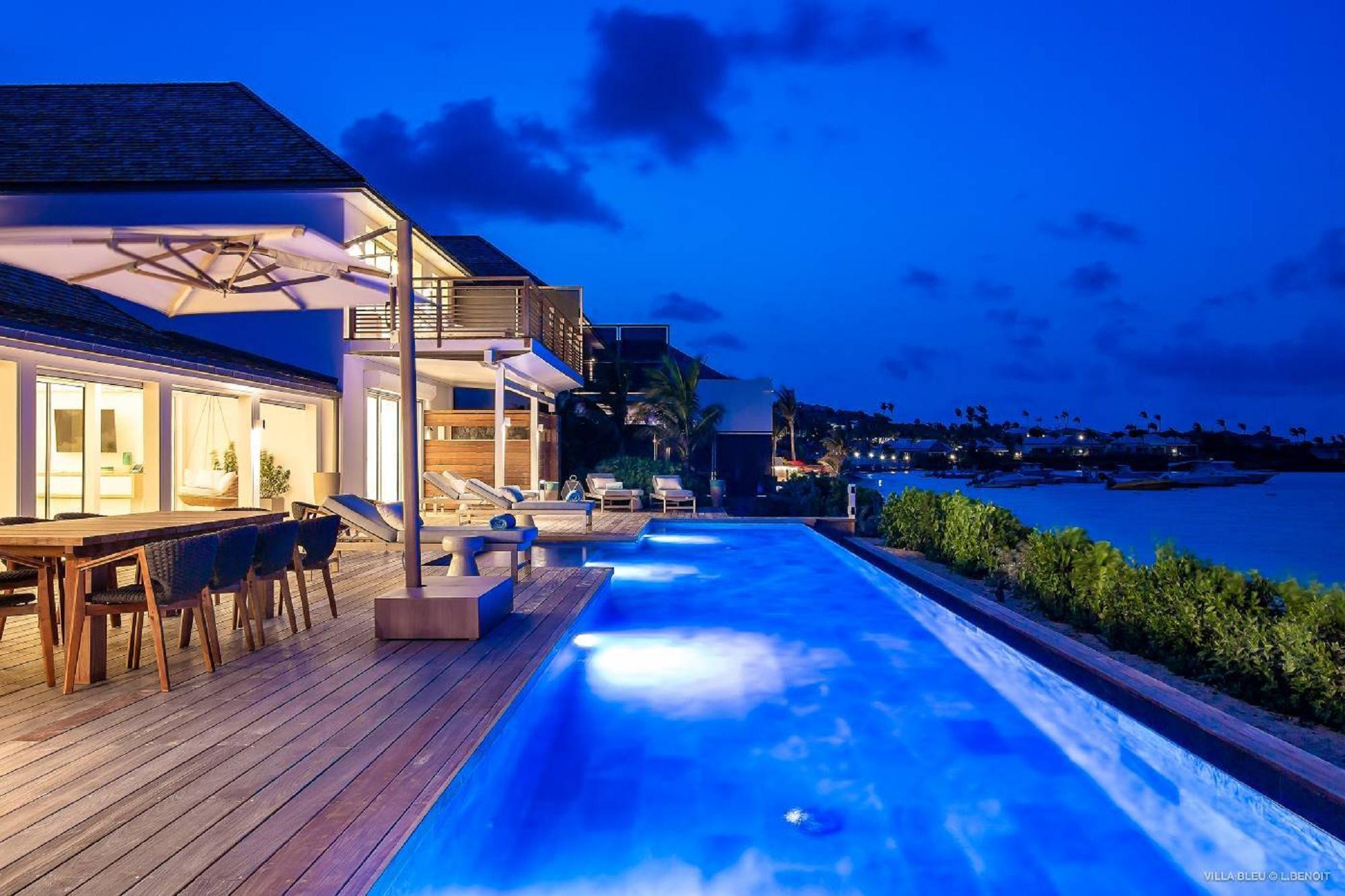 Villa Aqua 6 BR - Grand Cul de Sac, St Barth / St Barts rental For Super Rich