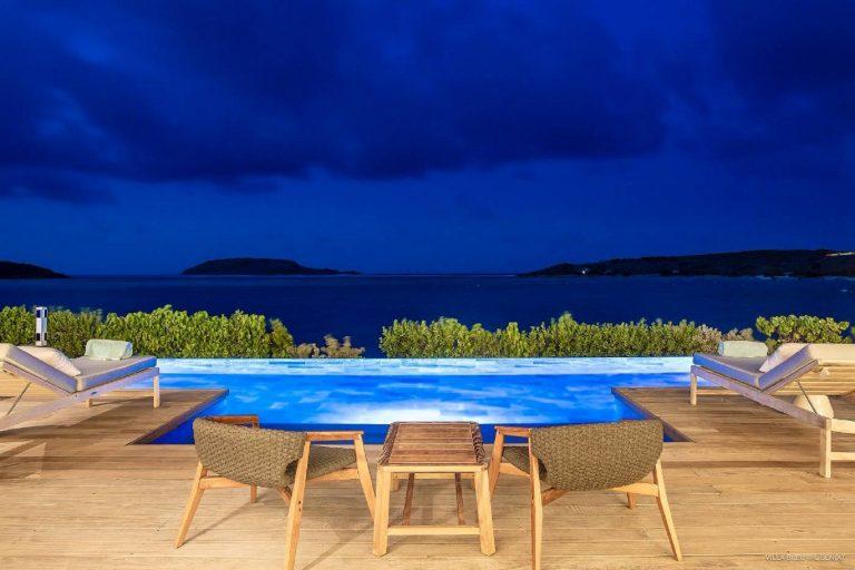 Villa Aqua 6 BR - Grand Cul de Sac, St Barth / St Barts Classified ads rental For Super Rich