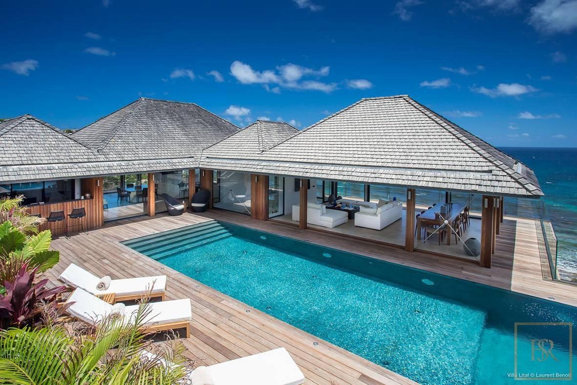 Villa Athena - Anse des Cayes, Barth / St barts for sale For Super Rich