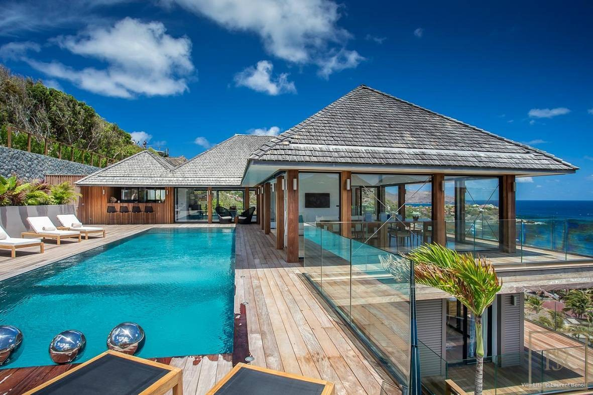 Villa Athena - Anse des Cayes, Barth / St barts for sale For Super Rich