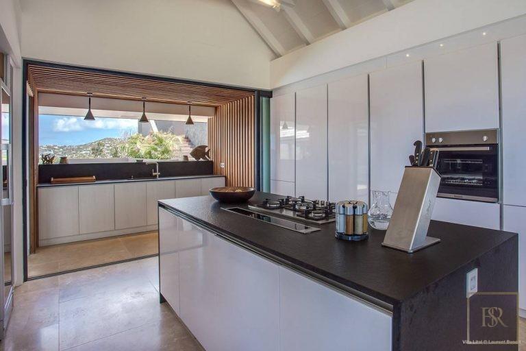 Villa Athena - Anse des Cayes, Barth / St barts best for sale For Super Rich