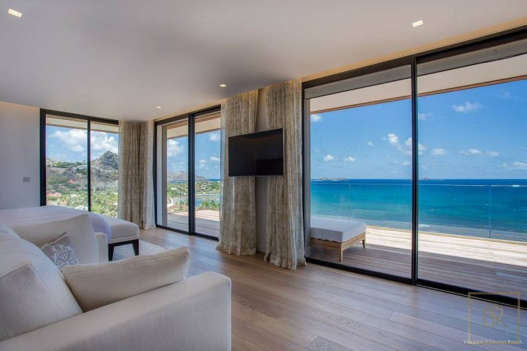 Villa Athena - Anse des Cayes, Barth / St barts real estate for sale For Super Rich