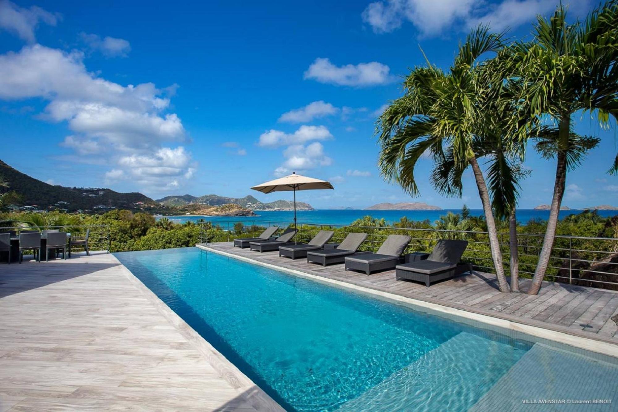 Villa Avenstar 5 BR - Camaruche, St Barth / St Barts rental For Super Rich