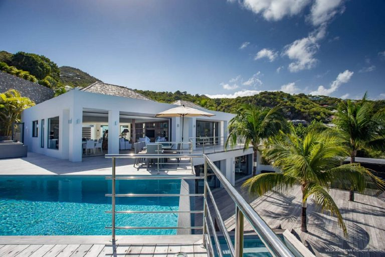 Villa Avenstar 5 BR - Camaruche, St Barth / St Barts 40250 Week rental For Super Rich