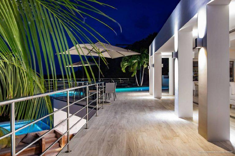 Villa Avenstar 5 BR - Camaruche, St Barth / St Barts best rental For Super Rich