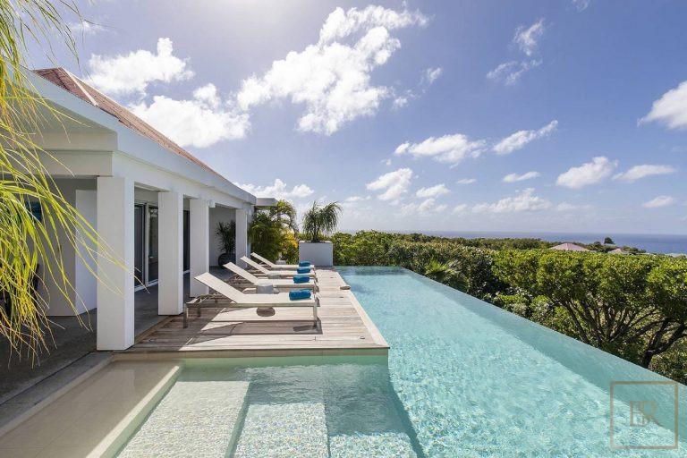Villa Bellissima - Lurin, St Barth / St Barts property for sale For Super Rich