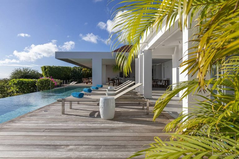 Villa Bellissima - Lurin, St Barth / St Barts best for sale For Super Rich