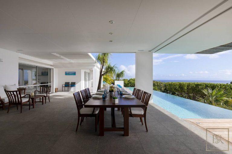 Villa Bellissima - Lurin, St Barth / St Barts value for sale For Super Rich