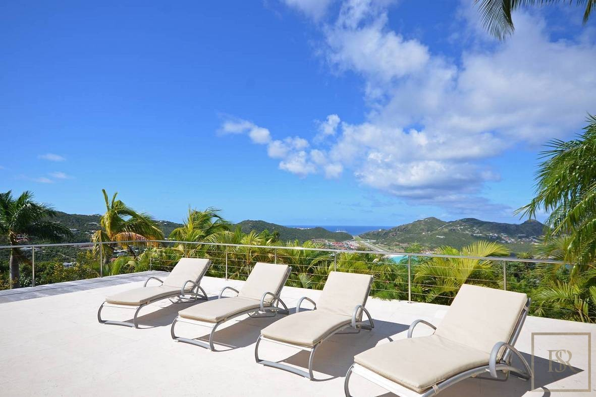 Villa Belle Vue - St.Jean, St Barth / St Barts for sale For Super Rich