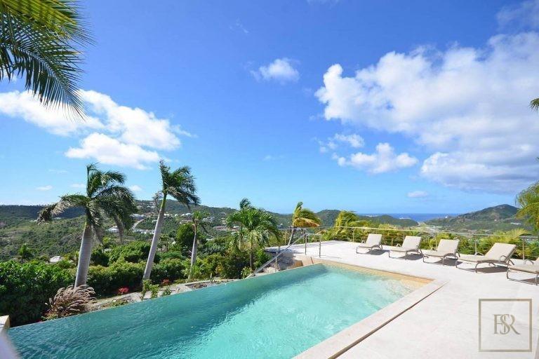 Villa Belle Vue - St.Jean, St Barth / St Barts Villa Belle Vue for sale For Super Rich