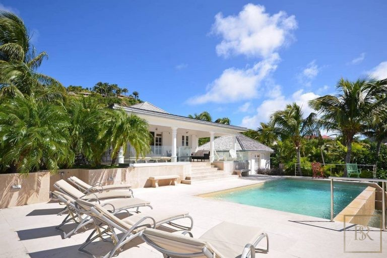 Villa Belle Vue - St.Jean, St Barth / St Barts buy for sale For Super Rich