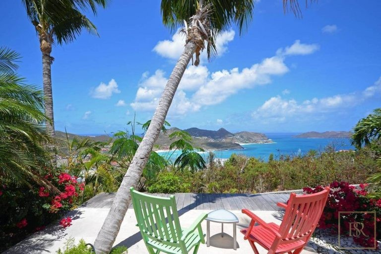 Villa Belle Vue - St.Jean, St Barth / St Barts property for sale For Super Rich