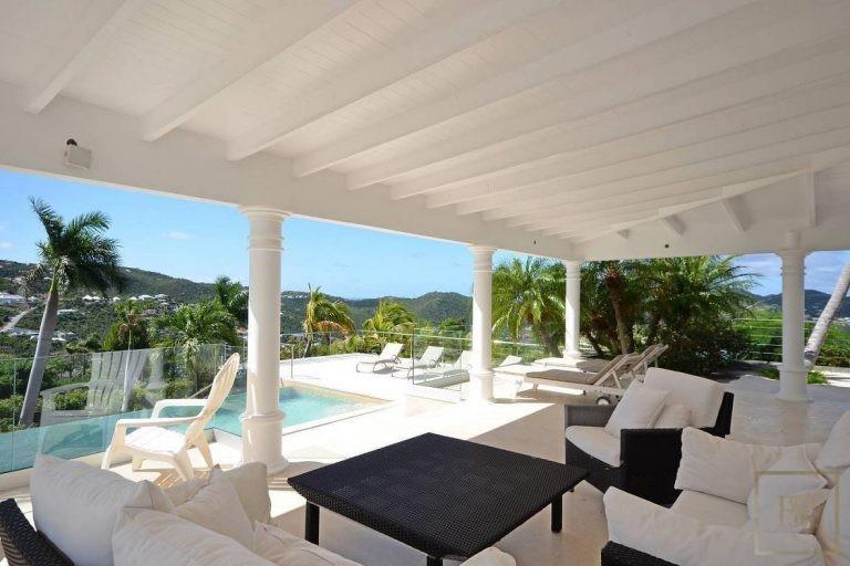 Villa Belle Vue - St.Jean, St Barth / St Barts best for sale For Super Rich
