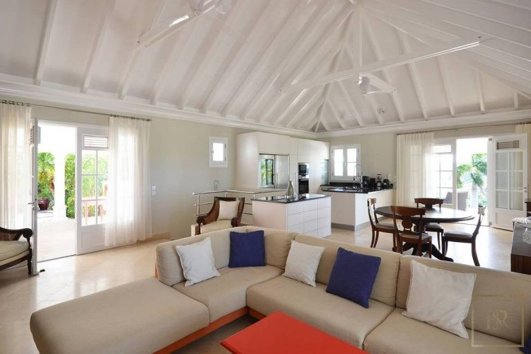 Villa Belle Vue - St.Jean, St Barth / St Barts deal for sale For Super Rich