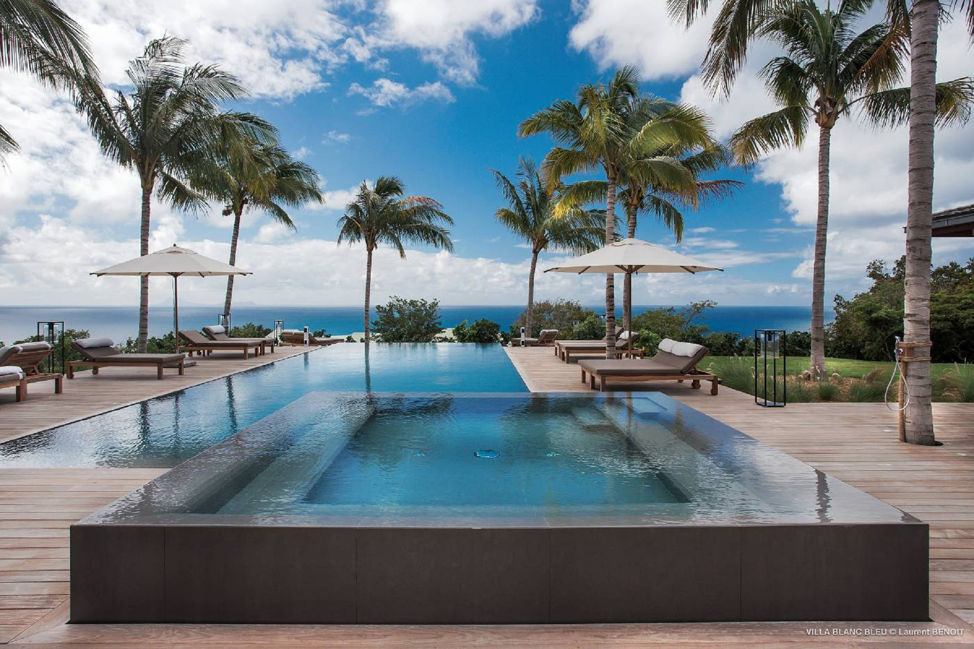 For super rich ultra luxury real estate properties homes, most expensive houses, rent unique penthouse apartment and ultimate villa in St Barth - Gouverneur St Barth St. Barthélemy for rent holiday