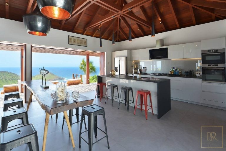 Ultra luxury properties St Barth - Devé St Barth St. Barthélemy for rent holiday