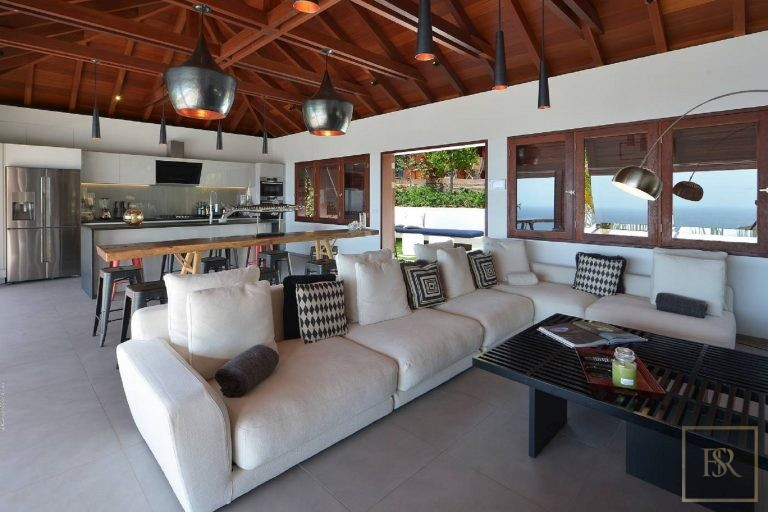 Ultra luxury home St Barth - Devé St Barth St. Barthélemy for rent holiday