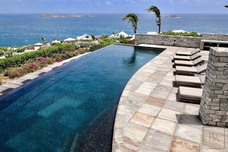 For super rich villa St Barth - Pointe Milou St Barth St. Barthélemy for rent holiday