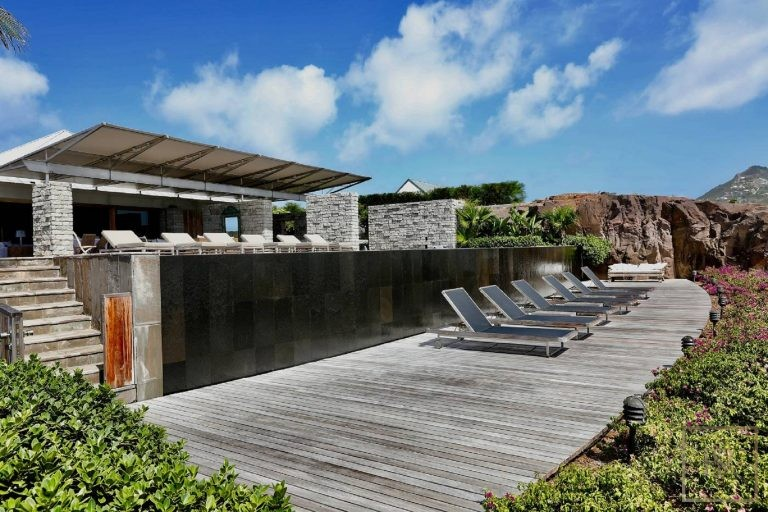 For super rich luxury villa St Barth - Pointe Milou St Barth St. Barthélemy for rent holiday