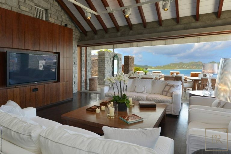 Ultra luxury property St Barth - Pointe Milou St Barth St. Barthélemy for rent holiday