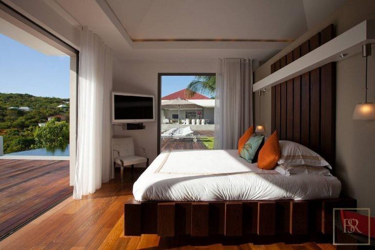 Villa Gem Palm 5 BR - Gouverneur, St Barth / St Barts best rental For Super Rich