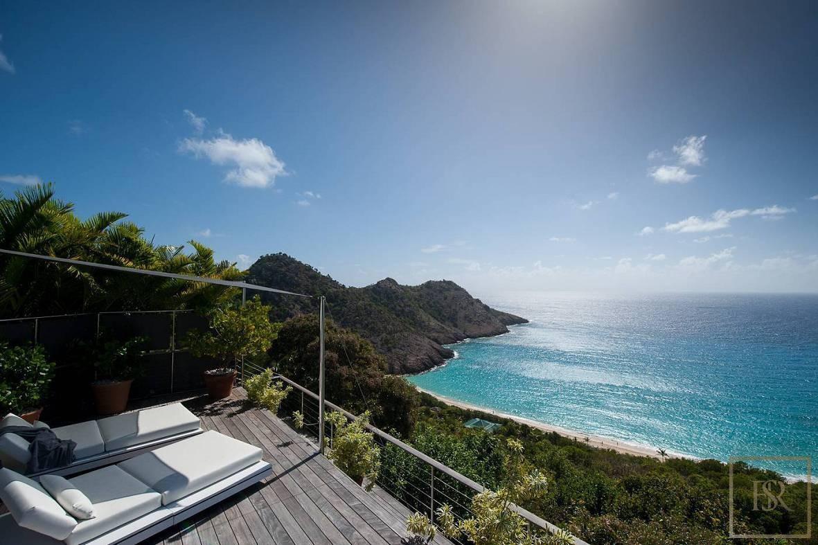 Villa Gouverneur Mirage - St Barth / St Barts for sale For Super Rich
