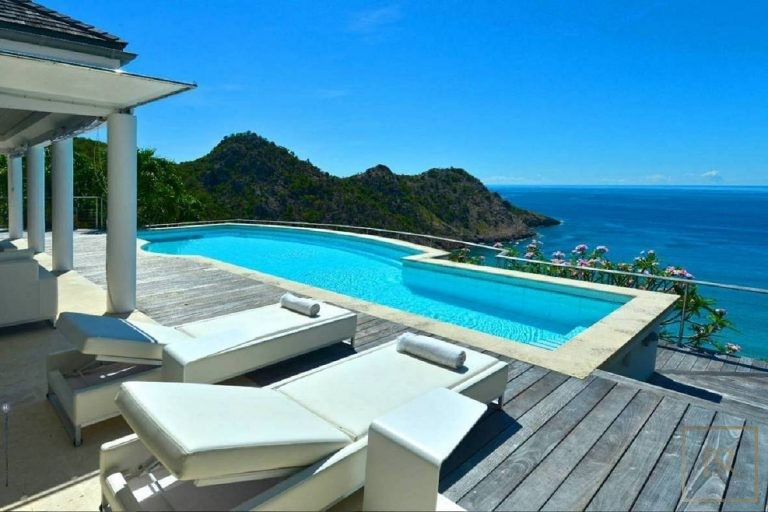 Villa Gouverneur Views - St Barth / St Barts deal for sale For Super Rich