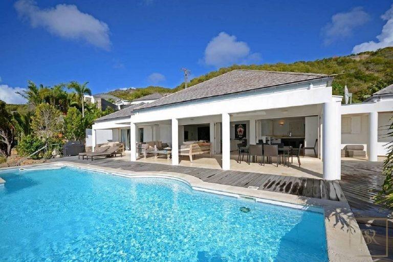 Villa Gouverneur Views - St Barth / St Barts top for sale For Super Rich
