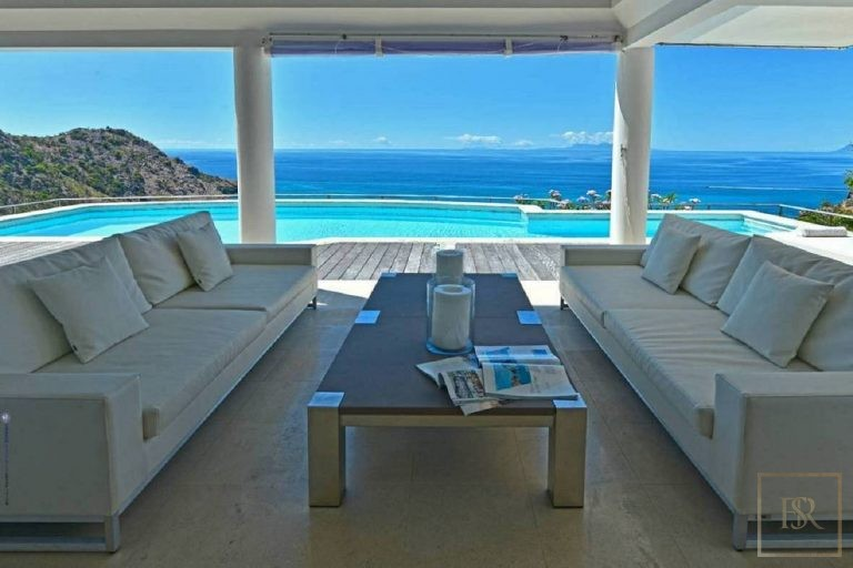 Villa Gouverneur Views - St Barth / St Barts real estate for sale For Super Rich