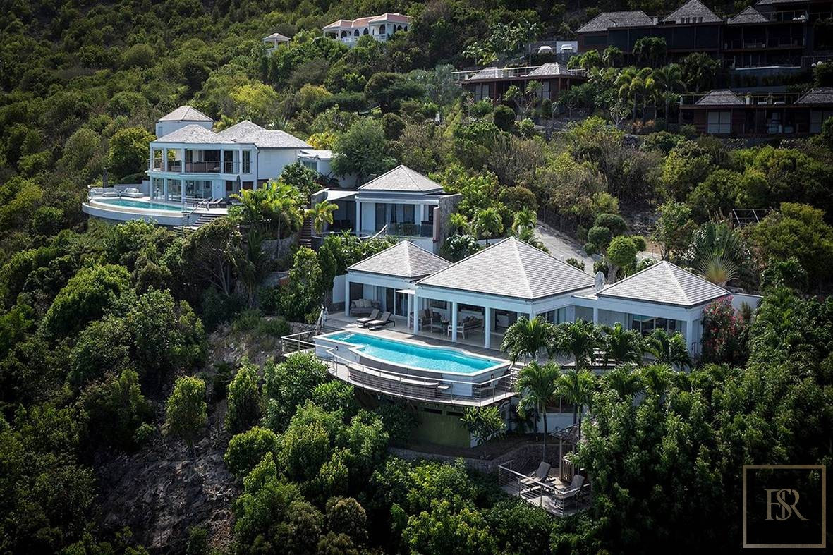 Villa Gouverneur Views - St Barth / St Barts for sale For Super Rich
