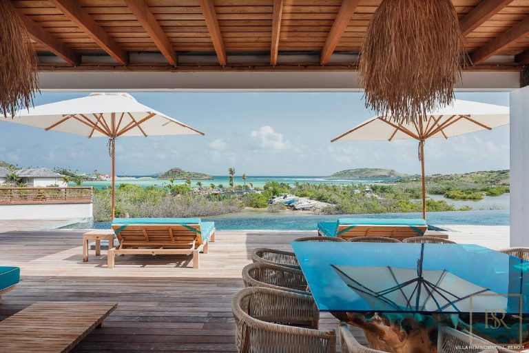 Villa Hemingway - Grand Cul De Sac, St Barth / St Barts buy for sale For Super Rich