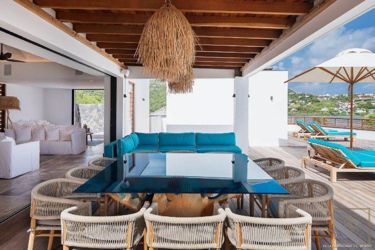 Villa Hemingway - Grand Cul De Sac, St Barth / St Barts best for sale For Super Rich