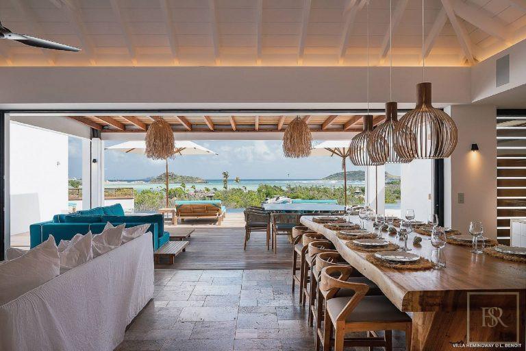 Villa Hemingway - Grand Cul De Sac, St Barth / St Barts price for sale For Super Rich