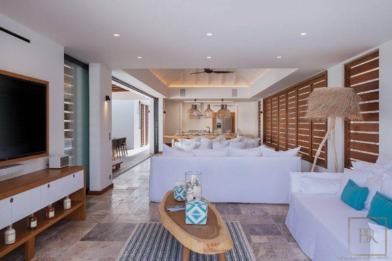 Villa Hemingway - Grand Cul De Sac, St Barth / St Barts value for sale For Super Rich