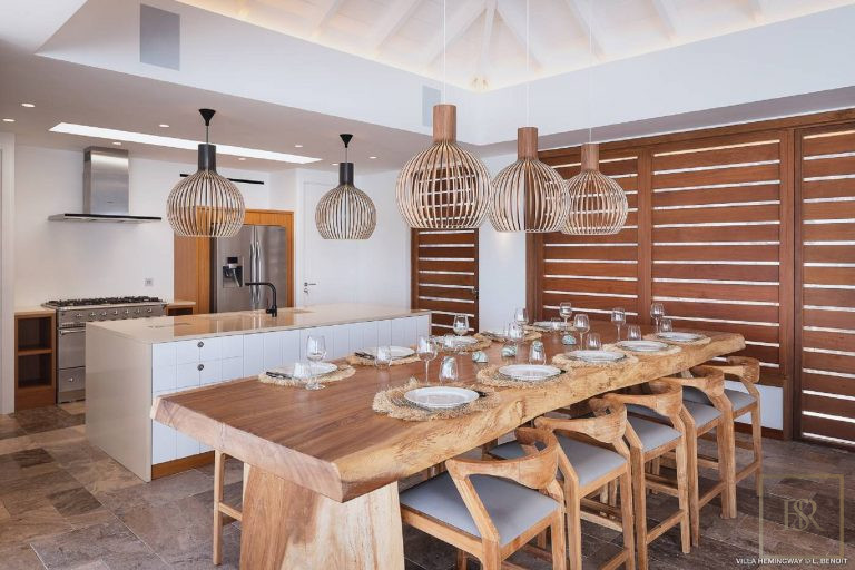 Villa Hemingway - Grand Cul De Sac, St Barth / St Barts deal for sale For Super Rich