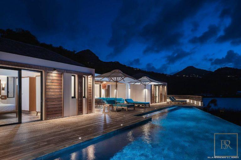 Villa Hemingway - Grand Cul De Sac, St Barth / St Barts Villa Hemingway for sale For Super Rich